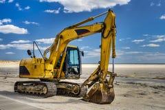 CAT 311挖掘机 库存照片