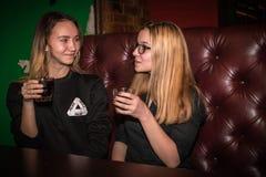 在2016年青年人的大党在基洛夫市 免版税图库摄影