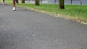 在1080p 3的马拉松体育 股票视频