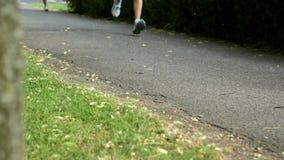 在1080p 3的马拉松体育 股票录像