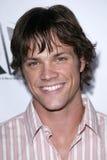 在2005 WB网络的全明星庆祝,小屋俱乐部,好莱坞,加州, 07-22-05的Jared Padelecki 图库摄影