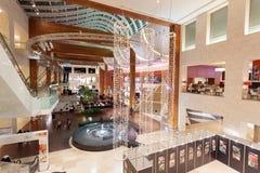 360在Al Zahra,科威特的购物中心 免版税库存照片