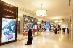 360在Al Zahra,科威特的购物中心 图库摄影