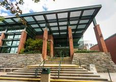 在ASU的Plemmons大学生联盟 库存照片