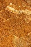 在Badab-e Surt或Badab Soort,伊朗附近的石结构 免版税图库摄影