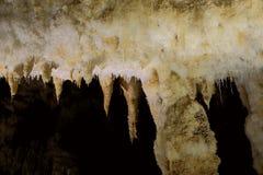 在bama villiage,广西,瓷的石灰岩地区常见的地形洞 免版税库存图片