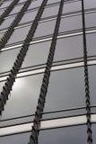 在Burj哈利法,迪拜的窗口细节 免版税库存照片