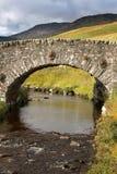 在Cairngorms的Stonebridge 免版税库存图片