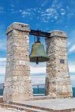 在Chersonesus的大响铃在克里米亚,在塞瓦斯托波尔附近 免版税图库摄影