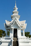 在chiangmai,泰国的泰国寺庙 库存图片