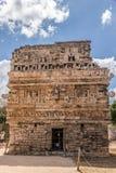 在Chichen Itza的废墟 免版税库存照片
