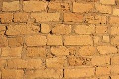 在Chogha Zanbil,伊朗法坛的砖题字  免版税图库摄影