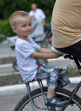 在Chortkiv_14的天自行车 库存照片