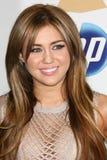 Miley Cyrus 免版税库存图片
