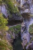 在countrside的秋天在罗马尼亚 图库摄影