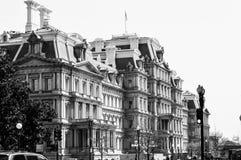 在DC的艾森豪威尔大厦 库存照片