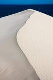 在De Hoop储备在西开普省,南非的沙丘 免版税库存照片