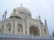 在dehli的Masjid 免版税库存图片