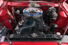 在displayr的AMX 360引擎 免版税库存图片