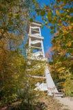 在ebersberg的监视在秋天 图库摄影