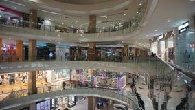 在Eid AlFitr前的Eid折扣在哈托诺购物中心日惹 免版税库存照片