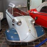 在Engineeri Zadorozhnogo博物馆的Messerschmitt KR 175/200  免版税库存照片