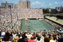 1977年在Forest Hills的美国公开赛 免版税库存图片