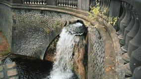 在freizeitpark波恩的大瀑布 影视素材