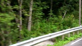 在Fv182的驱动,Moere og Romsdal,挪威 股票视频