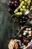 在G的鲜美意大利希腊地中海食品成分顶视图 库存图片