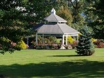 在Gantz公园的眺望台 图库摄影