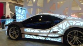 在IAA汽车的EDAG汽车 免版税图库摄影