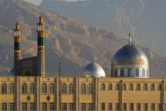 在Kermanshah的清真寺和研讨会 免版税图库摄影