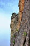在Lazovsky自然保护的山 库存照片