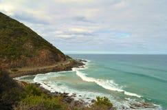伟大的海洋路 库存图片