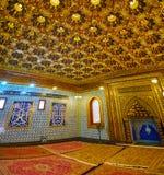 在Manial宫殿历史清真寺,开罗,埃及 库存照片