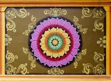 在Matale的印度寺庙 免版税库存照片