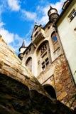 在Meissen的Albrechtsburg 库存图片