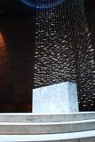 在MIT校园里的Kresge教堂修改  免版税图库摄影