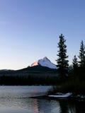 在Mt的早晨 华盛顿 免版税库存照片