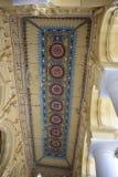 在Nayakkar宫殿的艺术性的绘画 免版税图库摄影