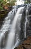 在NC的瀑布 库存照片