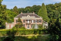 在Neherlands的庄园Mariendaal 图库摄影