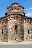 在Nessebar保加利亚古城 免版税库存图片