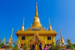 在NW的寺庙 库存图片