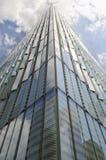 在NYC的世界贸易中心一号大楼 免版税库存照片