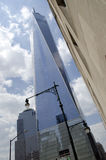 在NYC的自由塔,美国 免版税库存图片