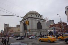 在NYC 75的2014年农历新年庆祝 免版税库存图片