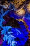 在Oreshets和贝洛格拉奇克,保加利亚附近的Venets洞 库存图片