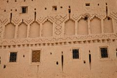 在ouarzazate的Kasbah 库存图片